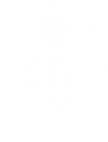 Green Tourism 2019 Gold logo